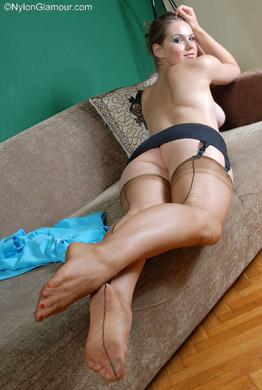 Rht Nylon Stocking Foot