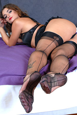 Updated Adult Pantyhose Fetish Site On