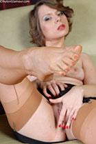 Foot rht sexy stocking pics 697